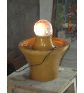 Indoor Tabletop Fountain With Light