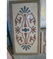 Agra Marble Inlay Decorative Tile