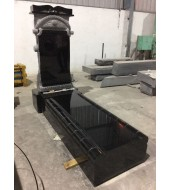 Black Granite Monument 2