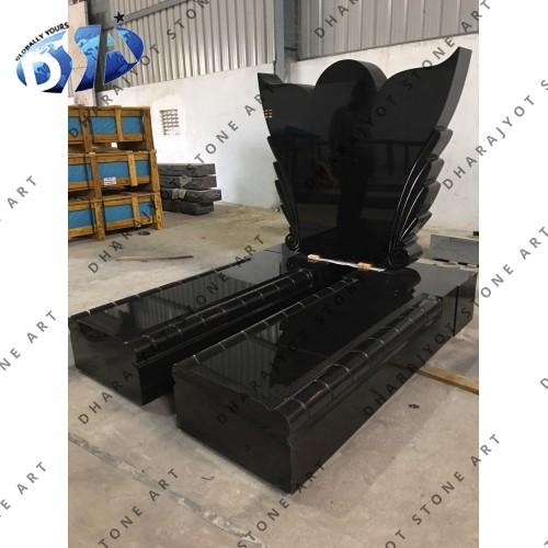Black Granite Monument 7