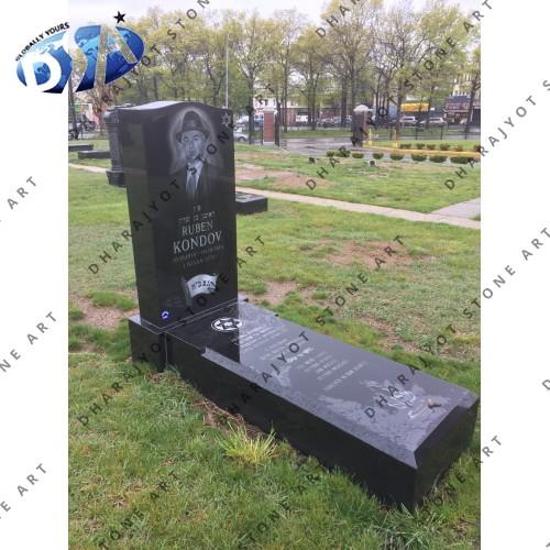 Black Granite Monument 3