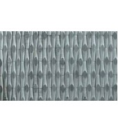 Gray Smooth Texture Natural Slate Wall Mosaic