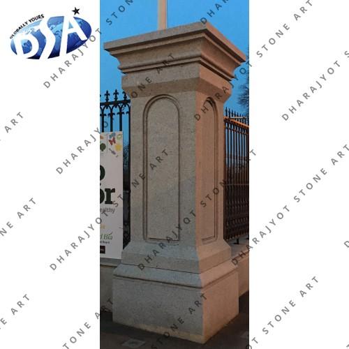 Antique Design Pillars