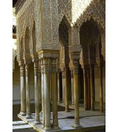 Attractive Designed Pillars