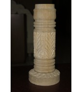 Carved Sandstone Small Columns