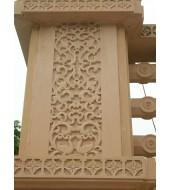 Decorative Sandstone Big Pillar