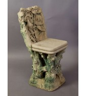 Sandstone Seating Chair Carving