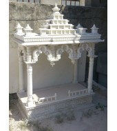 Antique Marble Temple