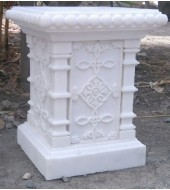 White Marble Antique Tulsikyara