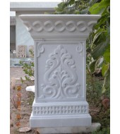 White Marble Polished Tulsikyara