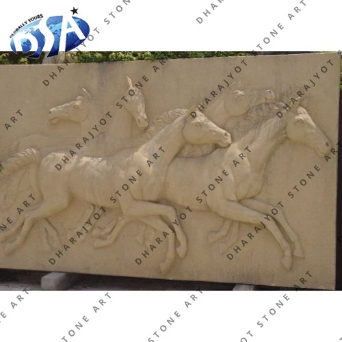Abstract Sandstone Acoustic Wall Hanging