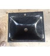 Black Marble Washbasin