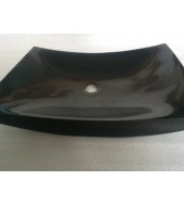 Black Granite Modern Washbasin