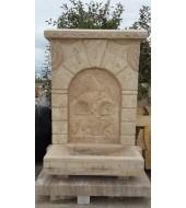Yellow Stone Washbasin