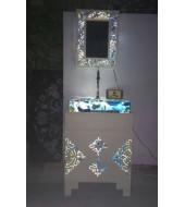 Blue Agate Designer Washbasin