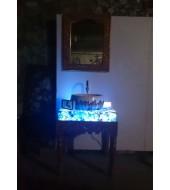 Blue Agate Modern Washbasin