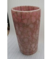 Pink Quartz Standing Washbasin