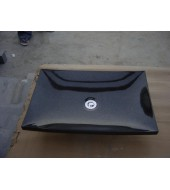 Antique Rectangle Black Marble Washbasin