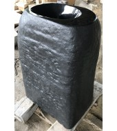 Black Granite Antique Standing Washbasin