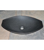 Black Granite Stone Sink