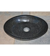 Black Granite Stone Washbasins